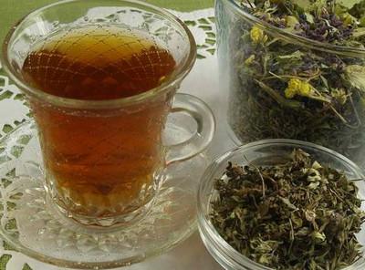 традиционный русский чай