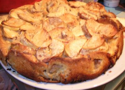 Шарлотка с яблоками, рецепты