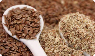 как принимать семя льна для очищения организма