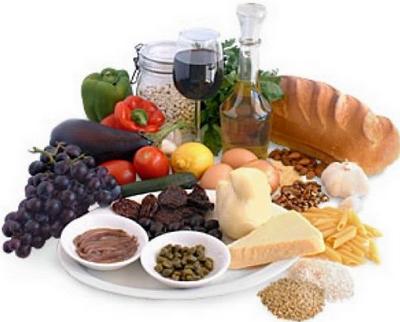 Средиземноморская_диета,Худеем_за_неделю