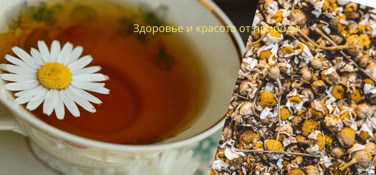 Чай_с_ромашкой